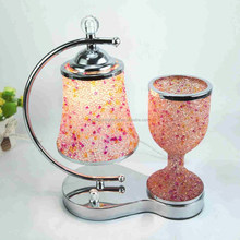 Meijuya hot sale electric aroma lamp/ decorative electric night light aroma lampT036