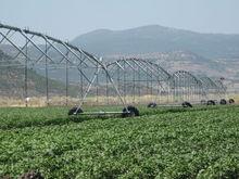 Atlantis Center Pivot Irrigation System