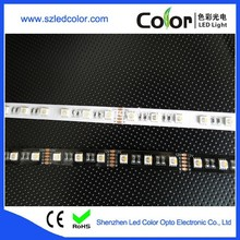 300leds/roll silicone tube waterproof rgbw led strip