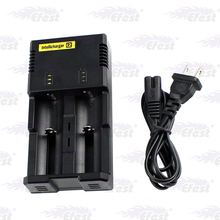 18650 Double Channel Lithium 18650 Battery Charger/Travel charger for rechargeable 18650 Li-ion battery