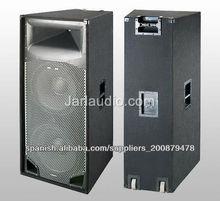 altavoces activo/pasivo del favorable equipo de audio de la etapa 600W