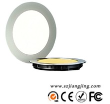 12W round led ceiling panel lighting lamp diameter 170mm cutout 150mm shenzhen round ultra flat led light panel super slim