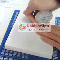 hard pvc sheets balck/good quality pvc foam sheet/low price pvc foam board