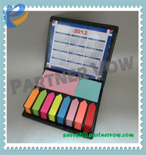 MINI desktop calendar with notepad