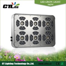 Hot Sale LED Grow Light 540W / Wholesale LED Grow Light Panel / Red Blue LED Light Grow With Smart Remote Controller