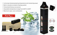BUDDY technology new product patent dry herb vape e cigarette hebe portable temperature control ecig