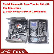 2015 High recommander for Tech2 Diagnostic Scan Tool for GM with Candi Interface for GM/SAAB/for OPEL/SUZUKI/for ISUZU/Holden