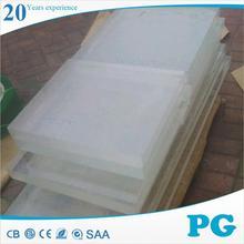 PG hot sale 100% virgin sheet plastic