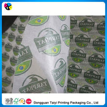 food packing paper roll