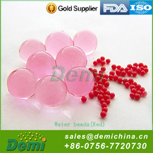 2015 Wholesale Pink Crystal Beads Air Freshener For Home Or Toilet
