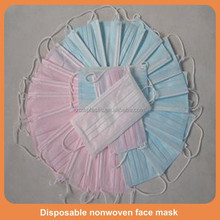 Alibaba manufacturer high quality breathable kn90 n95 colorful designer medical surgical non woven disposable face masks