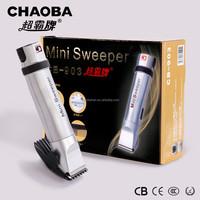CB-903 Chaoba Cordless Mini Hair Clipper Commercial Hair Clipper