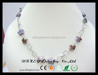 hot sell jewelry freshwater pearl gold long chain pearl necklace manufacturer