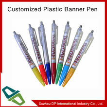 Advertising your info promotional roll out banner pen