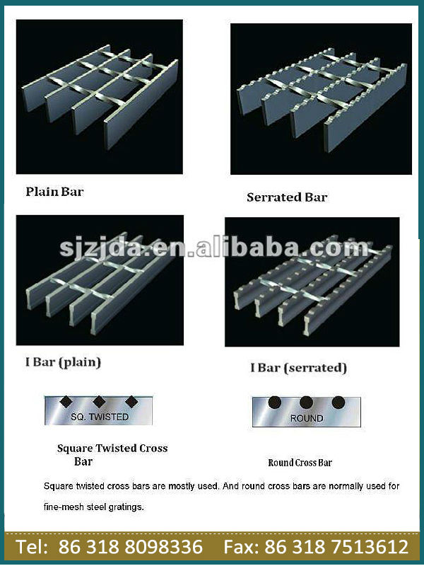 hot dipped galvanized steel concrete iron bar