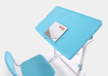 YOULU ergonomic kids adjustable chair and table ABS plastic