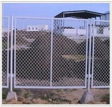outdoor high security fence