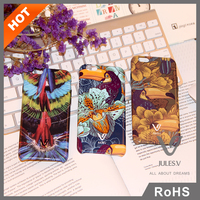 New color painted diamond PC sublimation phone case for iPhone 6 / 6s