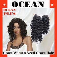 2pcs 2015 new arrivals Alibaba china wholesale syntetic hair soft dread hair/xuchang factory ebony soft dread lock