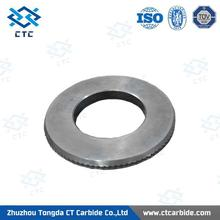 Top quality carbide pinch and guide rolls as your requested