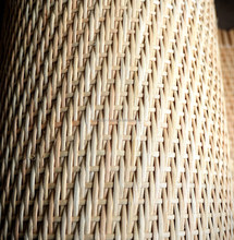 Multipurpose comfortable handmade non toxic long-lasting pets free natrural ecological weaving rattan material