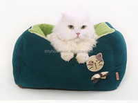 Luxury Pet Cat Beds Super Lovely Square Pet Beds for Cats