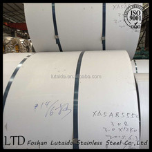 JIS Standard SUS 304 NO.1 Finish Stainless Steel Coil
