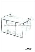 vacuum bag for plastic clothing drawers
