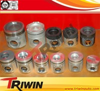 K19 forged cylinder piston set size assy air china factory price diesel engine piston kit 631241 for sale