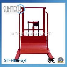 SUNTECH Hydraulic Warp Beam Lifter for Cloth Roll Transporter
