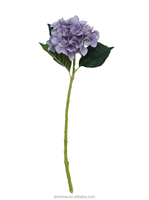 High Quality Decorative Artificial Flowers Orchids Hydrangea Flowers