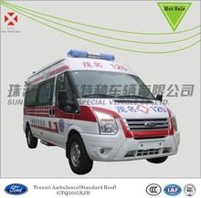 Ford Mobile Ambulance