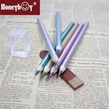 For Boys And Girls 6 Colors Honeyoung Personlized Colored Pencil