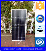 solar panel wholesale high efficiency factory price Mono 80w solar cell panell