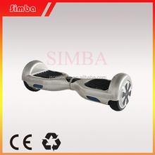 Electric 2 wheel balance personal transport vehicle