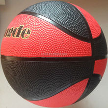 High quality new products size 7 cheap rubber basketball for match