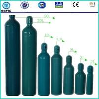 High Pressure Seamless Steel Helium Gas Cylinder(ISO9809-1)