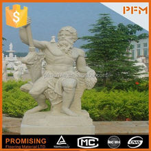 latest natural best price beautiful hand carved mythological figure stone garden sculpture