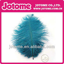 Cheap Teal Centerpiece Decorative Ostrich Feather,White Ostrich Feather For Wedding Decor