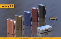 ego e cigarette kamry 20,super mini design ,20 w wattage