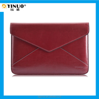 YINUO Wholesale PU leather Laptop Sleeve for APPLE MacBook Air 11 inch