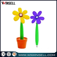 Top selling stylish plastic cheap ballpoint pens brands