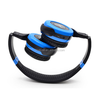 2015 Newest foldable bluetooth headset headphones with CSR solution