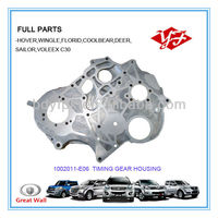 1002011-E06 Great wall Hover 2.8TC timing gear housing
