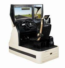 car and truck driving simulator equipment