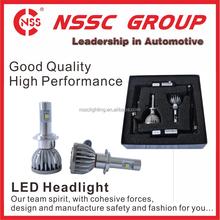 Universal High Power 38W H4 LED Car Head Lamp