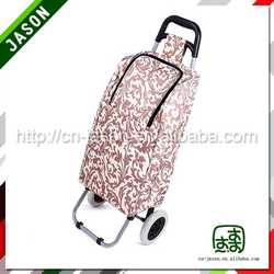 steel shopping trolley cart coated pipe