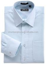 Dos homens novo design mangas compridas camisas modelo