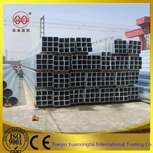 Q195/Q235/Q345 precision hot dip galvanized square tube