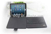 High Quality ABS+PU Leather Case Wireless Bluetooth Keyboard for Laptop/PC